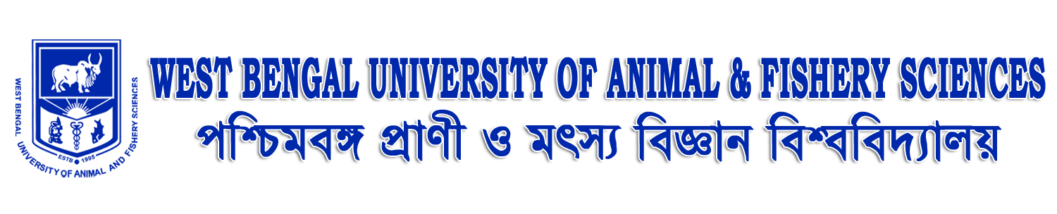 West Bengal University of Animal & Fishery Sciences